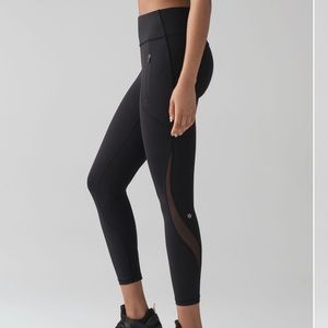 Lululemon invigorate tight 7/8